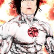 Command Sgt. Major Shikishima Poster