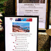 Commemorations Anzac Cove Poster