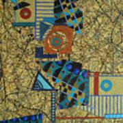 Composition Vi 07 Poster