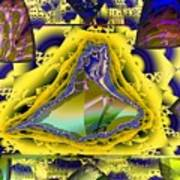 Computer Art Poster