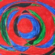Concentric Poster