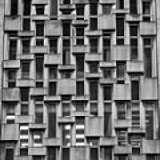 Concrete Geometry  Poster