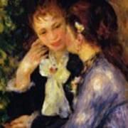 Confidences 1878 Poster