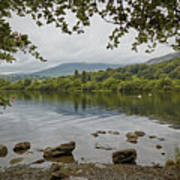 Coniston Water Poster