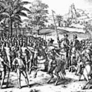 Conquest Of Inca Empire Poster