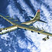 Convair B36 - Oil Poster