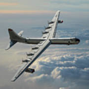 Convair Rb-36f Peacemaker Poster