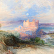 Conway Castle Poster