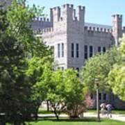 Cook Hall Illinois State Univerisity Poster