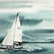 Cool Sail Poster