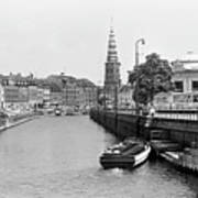 Copenhagen Canal 1 Poster