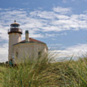 Coquille Lighthouse H Poster