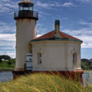 Coquille Lighthouse V Poster