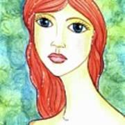 Coralia, The Mermaid Poster