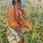 Corn Picker 1915 Poster