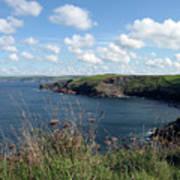 Cornwall Coast 4 Poster