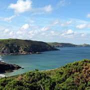 Cornwall Coast II Poster