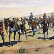 Coronados March, 1540 Poster