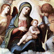 Correggio Painting Poster