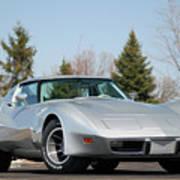 Corvette Poster