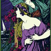 Cosi Fan Tutte Opera Poster