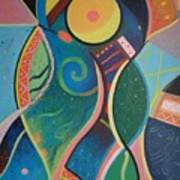 Cosmic Carnival V Aka The Dance Poster