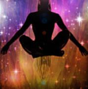 Cosmic Enlightenment... Poster
