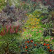 Cosmic Garden Poster