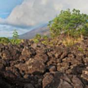 Costa Rica Volcanic Rock II Poster