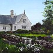 Cottage, Graiguenamanagh Poster