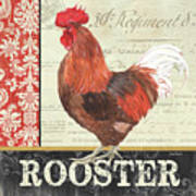 Country Rooster 2 Poster