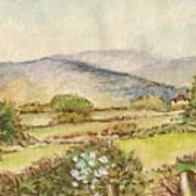 Country Scene Collection 3 Poster