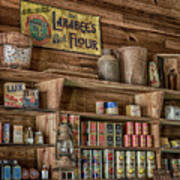 Country Store Poster