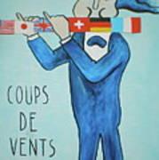 Coup De Vents Poster