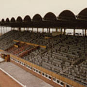 Coventry City - Highfield Road - South Side Main Stand 1 - 1969 Poster