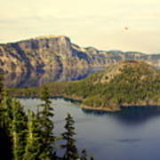 Crater Lake 6 Poster