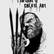 Create Art Poster