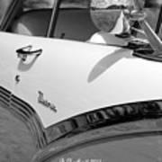 Creative Chrome - 1956 Ford Fairlane Victoria Poster