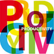 Creative Title - Productivity Poster