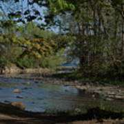 Creek To Lake Poster