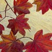 Crimson Branch Poster