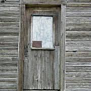 Crooked Door Poster