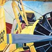 Crop Duster 93 Poster