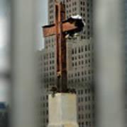 Cross At Ground Zero Poster