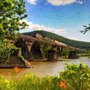 Crossing The Susquehanna Poster