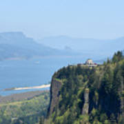 Crown Point Vista House Poster