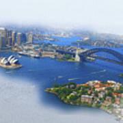 Cruise Sydney Poster