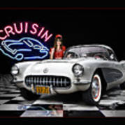 Cruisin' The Diner .... Poster