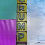 Crump Water Poster