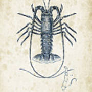 Crustaceans - 1825 - 30 Poster